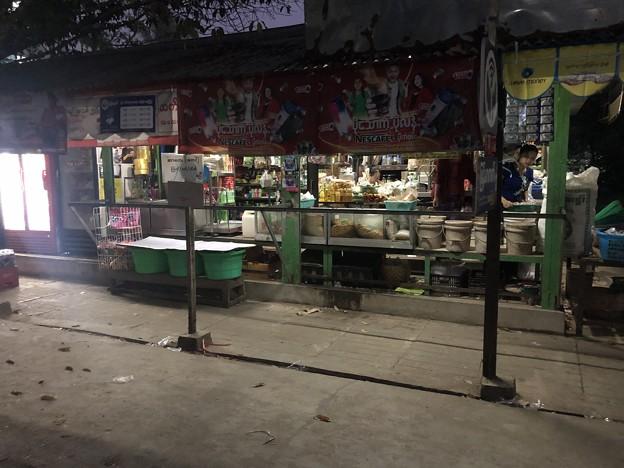 2月4日のヤンゴンの朝 (3)