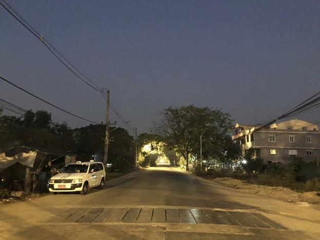 2月4日のヤンゴンの朝 (2)