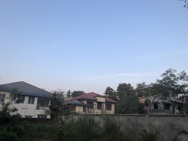 2月4日のヤンゴンの朝 (21)