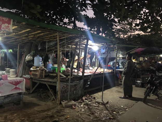 2月4日のヤンゴンの朝 (10)