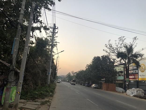 2月4日のヤンゴンの朝 (15)