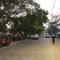 土曜日の朝のヤンゴン2月6日 (3)