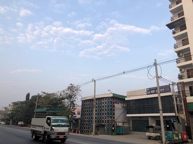 土曜日の朝のヤンゴン2月6日 (17)