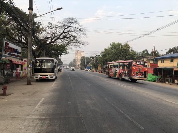 土曜日の朝のヤンゴン2月6日 (15)