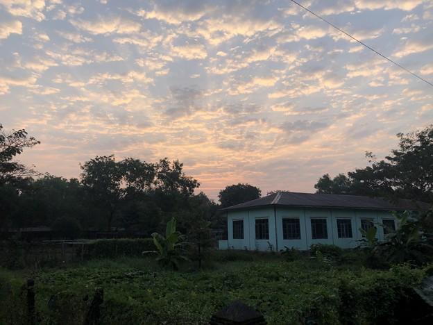 土曜日の朝のヤンゴン2月6日 (12)