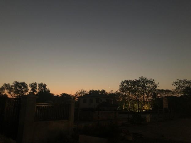 2月9日の朝の気温 (1)