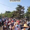 Photos: ミャンマーのデモ (37)