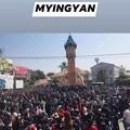 Photos: ミャンマーのデモ (19)