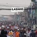 Photos: ミャンマーのデモ (25)