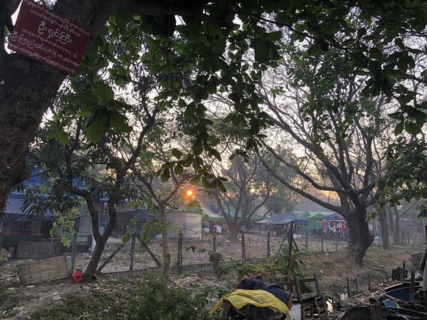 土曜日のヤンゴン2月13日 (8)