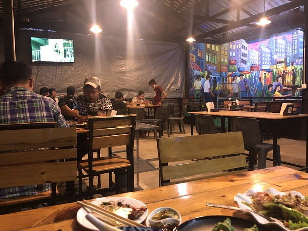 土曜日のヤンゴン2月13日 (4)