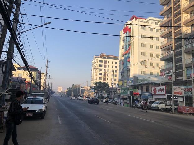 土曜日のヤンゴン2月13日 (18)