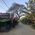 ヤンゴン 日曜日の朝 2月14日 (2)