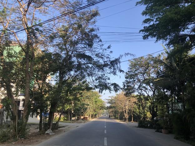 ヤンゴン 日曜日の朝 2月14日 (21)
