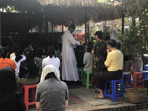 キリストの集い (3)