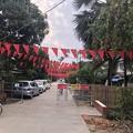 Photos: NLD支持の住民の抵抗 (2)