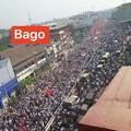 Photos: ミャンマー2月22日の大規模デモ (12)