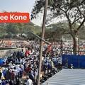 Photos: ミャンマー2月22日の大規模デモ (8)