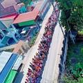 Photos: ミャンマー2月22日の大規模デモ (7)