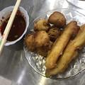 ヤンゴンの朝ごはんとおやつ (4)