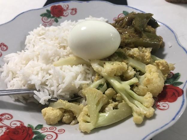 ヤンゴンの朝ごはんとおやつ (2)