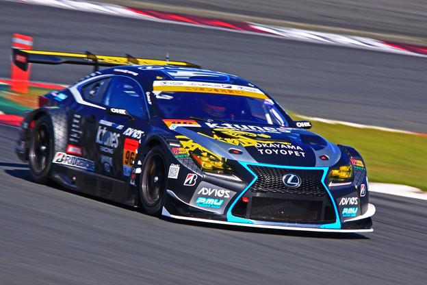LEXUS RC F GT3 / 2UR-GSE