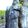写真: 水晶岬