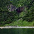 写真: 無名の滝