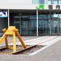 写真: 最北端の駅