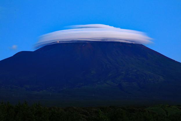 Photos: 傘雲の朝
