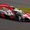 写真: Toyota TS050#7_4