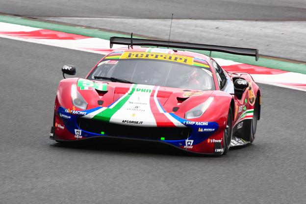 Photos: Ferrari 488 GTE EVO#51