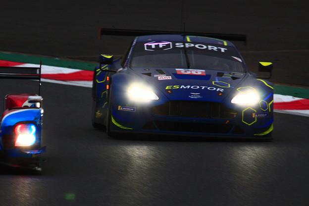 Aston Martin Vantage#90