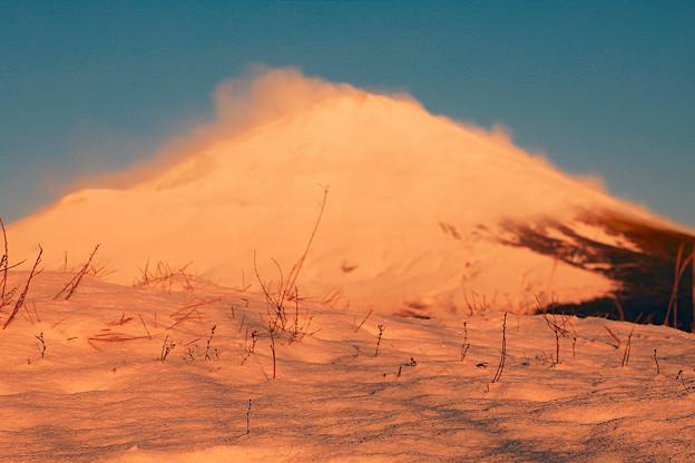 なごり雪の朝