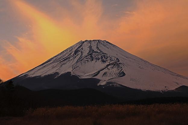 Photos: 小寒の夕景