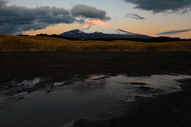 Photos: 正月富士