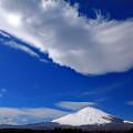Photos: 頭上は吊るし雲
