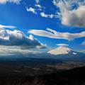 Photos: 峠から 全景