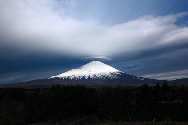 Photos: 春雨近し・・遠景