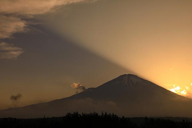 富士山ビーム