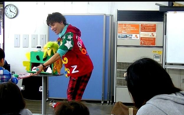 ピンポンパン少年と再会♪