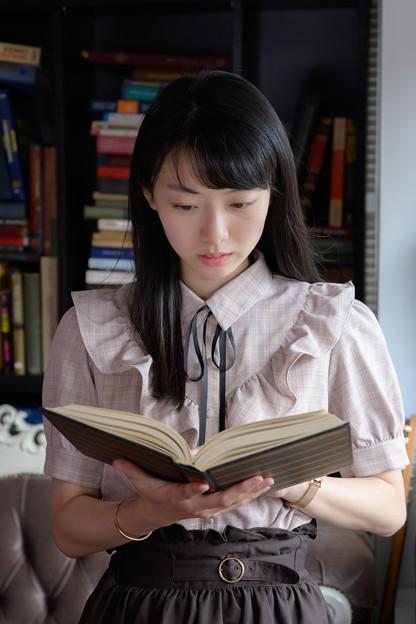 読書体験~高まる心