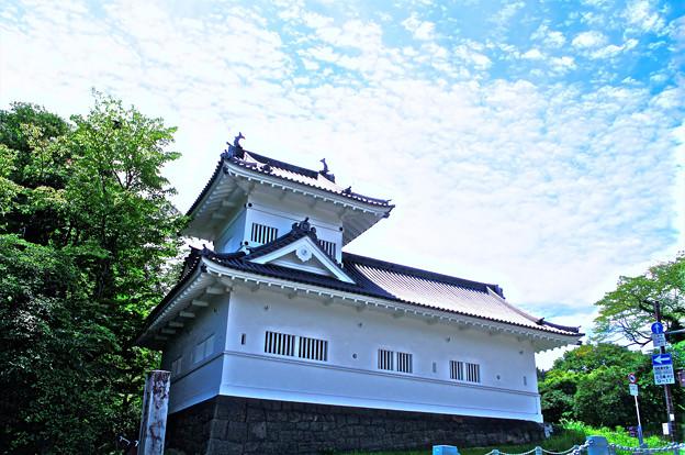 仙台城_脇櫓