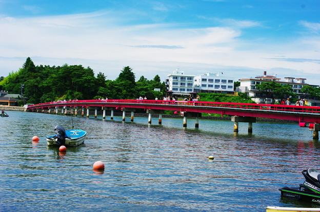 Photos: 松島_出会い橋#2