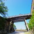 Photos: 彦根城_廊下橋(天秤櫓)