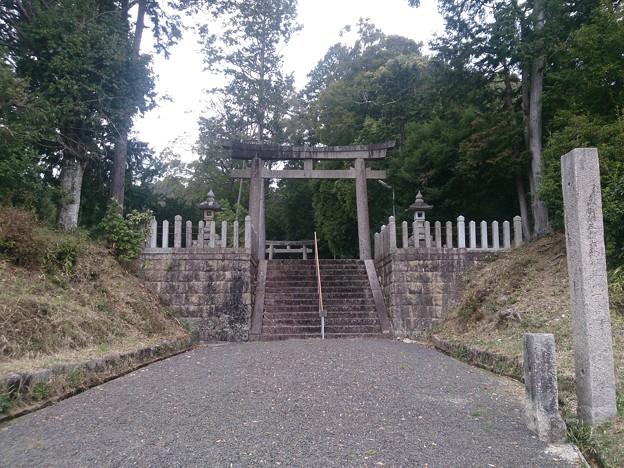 008眞木山神社A01 社頭