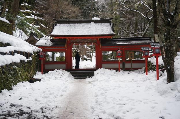 京都-貴船神社奧宮