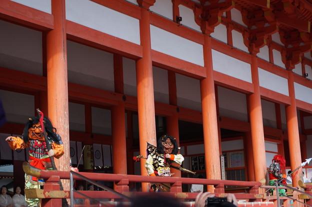 京都-平安神宮節分祭