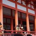 写真: 京都-平安神宮節分祭