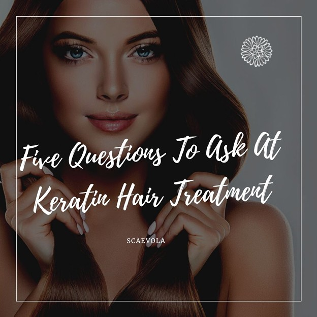 Questions to Ask at Keratin Hair Treatment in Australia